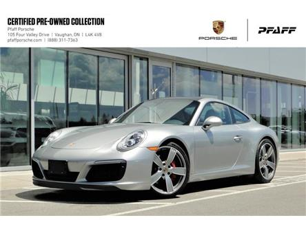 2019 Porsche 911 Carrera S Coupe (991) w/ PDK (Stk: U8506) in Vaughan - Image 1 of 22
