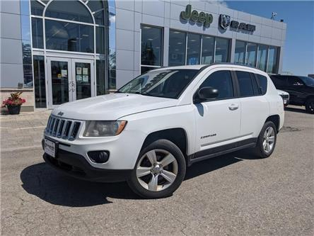2011 Jeep Compass Sport/North (Stk: U284011-OC) in Orangeville - Image 1 of 16