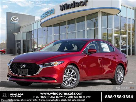 2020 Mazda Mazda3 GS (Stk: M39716) in Windsor - Image 1 of 23