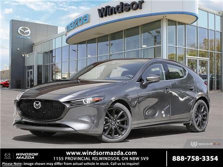 2020 Mazda Mazda3 Sport GT (Stk: M31756) in Windsor - Image 1 of 23