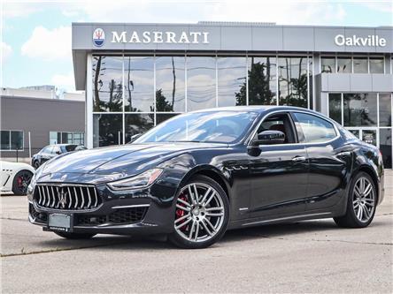 2019 Maserati Ghibli S Q4 GranLusso (Stk: 540MASERVICE LO) in Oakville - Image 1 of 30