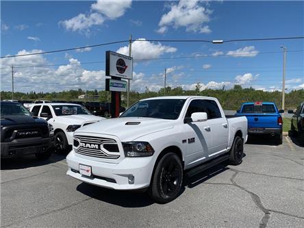 2018 RAM 1500 Sport (Stk: 90275) in Sudbury - Image 1 of 20