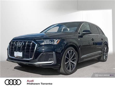 2020 Audi Q7 55 Technik (Stk: AU8570) in Toronto - Image 1 of 22