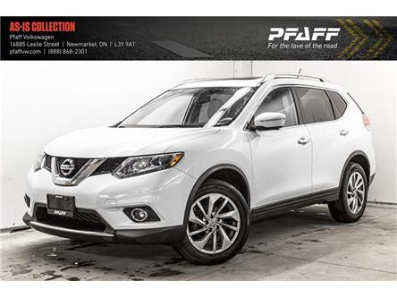 2015 Nissan Rogue SL (Stk: V4629A) in Newmarket - Image 1 of 20