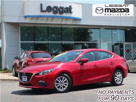 2016 Mazda Mazda3 GS (Stk: 2241LT) in Burlington - Image 1 of 28