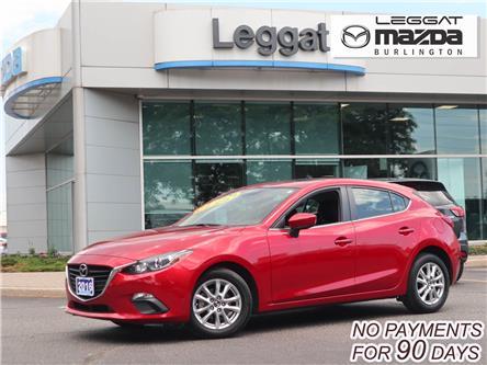 2016 Mazda Mazda3 Sport GS (Stk: 2244LT) in Burlington - Image 1 of 22