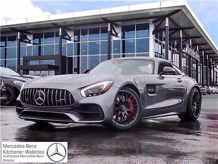 2019 Mercedes-Benz AMG GT C Base (Stk: 38731D) in Kitchener - Image 1 of 17