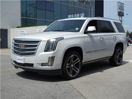 2020 Cadillac Escalade Platinum (Stk: 0208950) in Langley City - Image 1 of 6