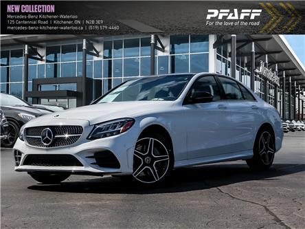 2020 Mercedes-Benz C-Class Base (Stk: 39786) in Kitchener - Image 1 of 18