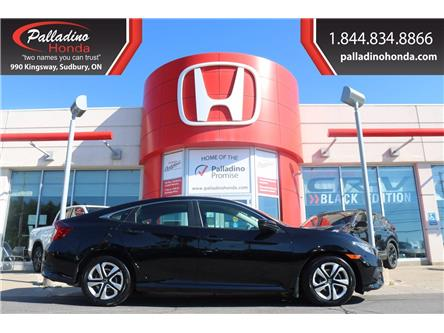 2018 Honda Civic LX (Stk: U9604) in Greater Sudbury - Image 1 of 40