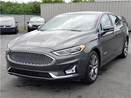 2019 Ford Fusion Hybrid Titanium (Stk: 10788) in Lower Sackville - Image 1 of 24