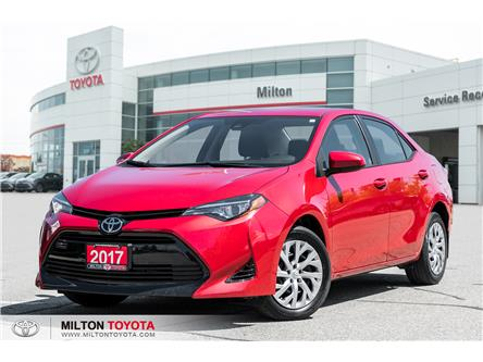 2017 Toyota Corolla LE (Stk: 752022A) in Milton - Image 1 of 18