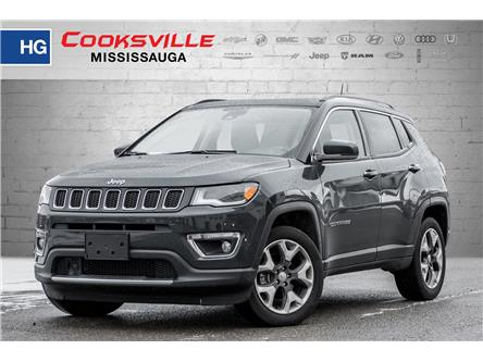 2018 Jeep Compass Limited (Stk: 8182PR) in Mississauga - Image 1 of 20