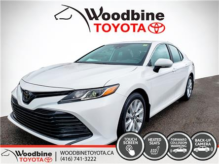 2019 Toyota Camry LE (Stk: P6931) in Etobicoke - Image 1 of 19