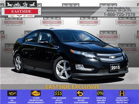 2015 Chevrolet Volt Base (Stk: 113906B) in Markham - Image 1 of 23