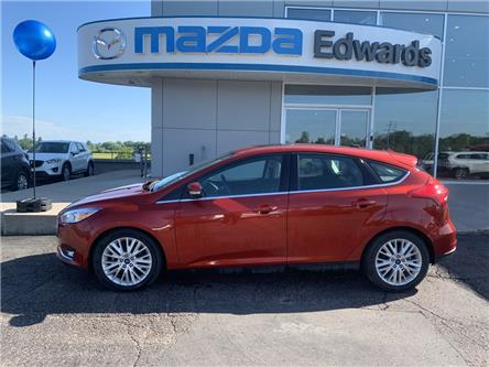 2018 Ford Focus Titanium (Stk: 22277) in Pembroke - Image 1 of 12