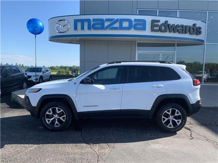 2015 Jeep Cherokee Trailhawk (Stk: 22289) in Pembroke - Image 1 of 12