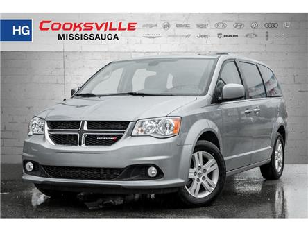 2018 Dodge Grand Caravan Crew (Stk: 8246PR) in Mississauga - Image 1 of 17