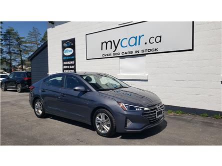 2020 Hyundai Elantra Preferred (Stk: 200535) in North Bay - Image 1 of 13