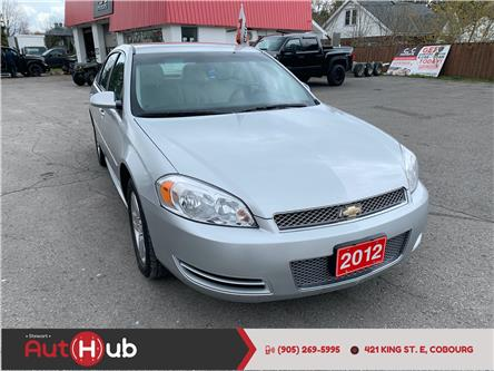 2012 Chevrolet Impala LT (Stk: ) in Cobourg - Image 1 of 17
