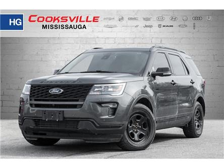 2019 Ford Explorer Sport (Stk: 150341T) in Mississauga - Image 1 of 21