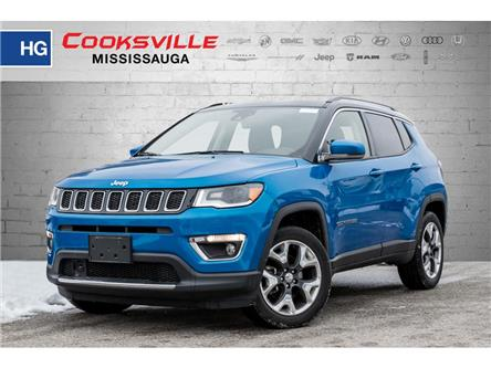 2018 Jeep Compass Limited (Stk: 8145PR) in Mississauga - Image 1 of 19