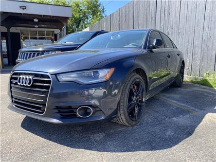 2013 Audi A6  (Stk: TRD94) in North Bay - Image 1 of 15