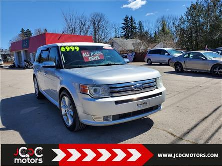 2010 Ford Flex Limited (Stk: ) in Cobourg - Image 1 of 14