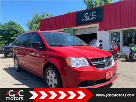 2013 Dodge Grand Caravan SE/SXT (Stk: ) in Cobourg - Image 1 of 19