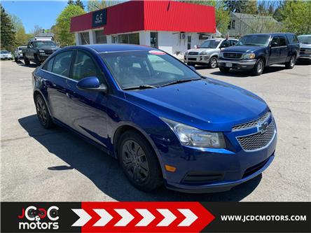2013 Chevrolet Cruze LT Turbo (Stk: ) in Cobourg - Image 1 of 14