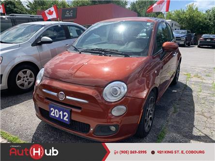 2012 Fiat 500 Sport (Stk: ) in Cobourg - Image 1 of 16