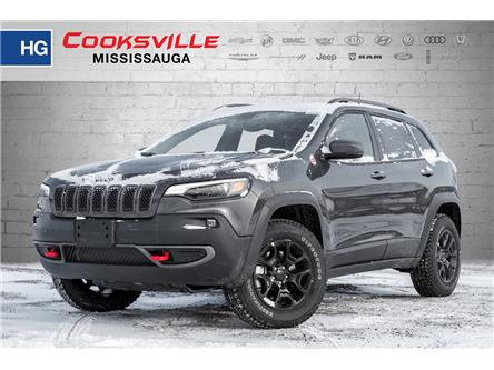 2020 Jeep Cherokee Trailhawk (Stk: LD565805) in Mississauga - Image 1 of 20