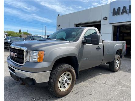 2013 GMC Sierra 3500HD WT (Stk: A19343) in Sioux Lookout - Image 1 of 5