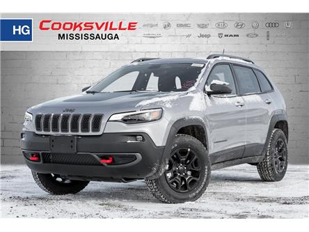 2020 Jeep Cherokee Trailhawk (Stk: LD574212) in Mississauga - Image 1 of 20
