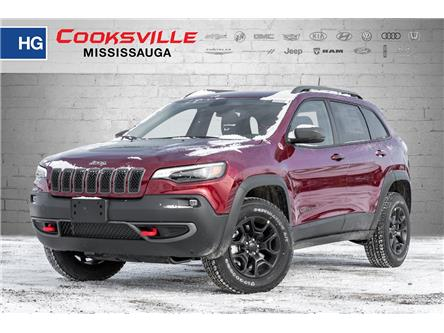 2020 Jeep Cherokee Trailhawk (Stk: LD574213) in Mississauga - Image 1 of 20