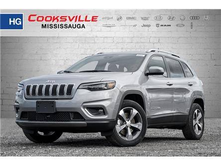 2020 Jeep Cherokee Limited (Stk: LD565814) in Mississauga - Image 1 of 18