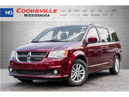 2019 Dodge Grand Caravan 29P SXT Premium (Stk: KR803571) in Mississauga - Image 1 of 18