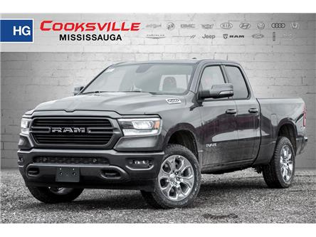 2020 RAM 1500 Big Horn (Stk: LN259512) in Mississauga - Image 1 of 18