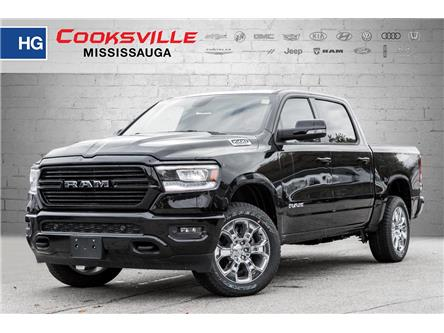 2020 RAM 1500 Big Horn (Stk: LN259694) in Mississauga - Image 1 of 20