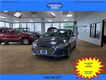2017 Hyundai Elantra GL (Stk: 374948) in Dartmouth - Image 1 of 18