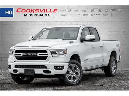 2020 RAM 1500 Big Horn (Stk: LN259505) in Mississauga - Image 1 of 19
