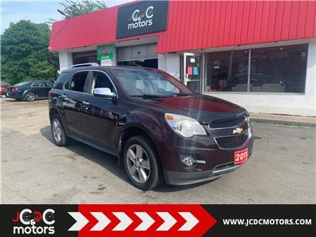 2011 Chevrolet Equinox LTZ (Stk: ) in Cobourg - Image 1 of 15