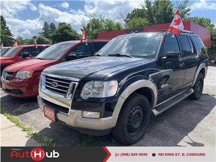 2007 Ford Explorer Eddie Bauer (Stk: ) in Cobourg - Image 1 of 17