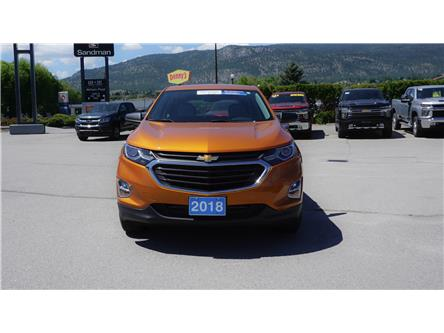 2018 Chevrolet Equinox LS (Stk: 9495A) in Penticton - Image 1 of 16