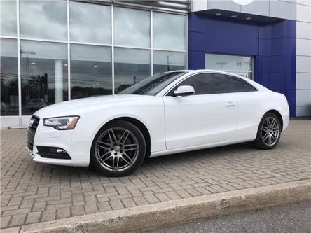 2014 Audi A5 2.0 Progressiv (Stk: A0046AA) in Ottawa - Image 1 of 12