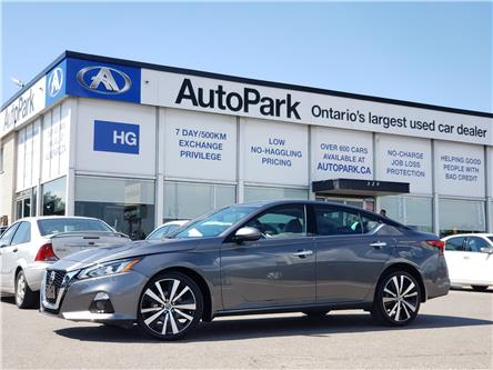 2019 Nissan Altima 2.5 Platinum (Stk: 19-22446) in Brampton - Image 1 of 25