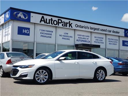 2019 Chevrolet Malibu LT (Stk: 19-63271) in Brampton - Image 1 of 21