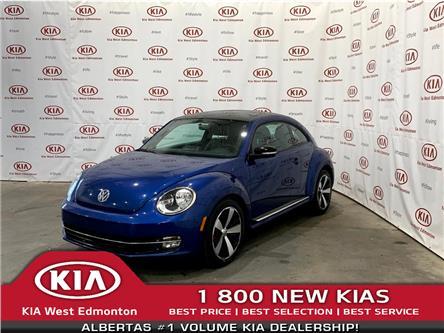 2013 Volkswagen Beetle 2.0 TSI Sportline (Stk: 22154A) in Edmonton - Image 1 of 28