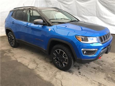 2019 Jeep Compass Trailhawk (Stk: 766801) in Thunder Bay - Image 1 of 19