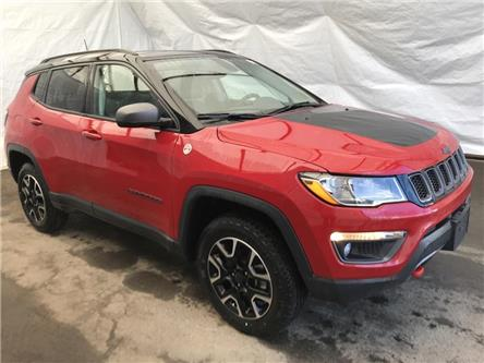 2019 Jeep Compass Trailhawk (Stk: 853937) in Thunder Bay - Image 1 of 19